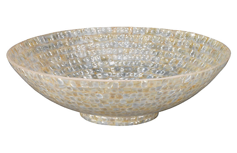 Supra Bowl, White