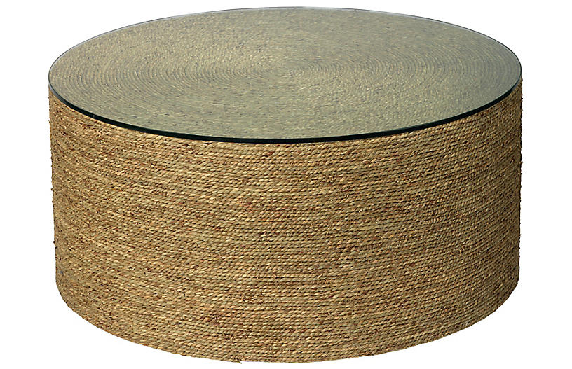 Harbor Coffee Table, Natural