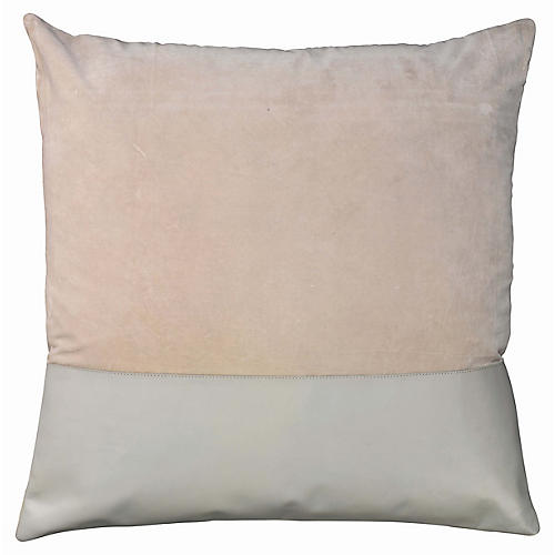 Aria 24x24 Pillow, Gray