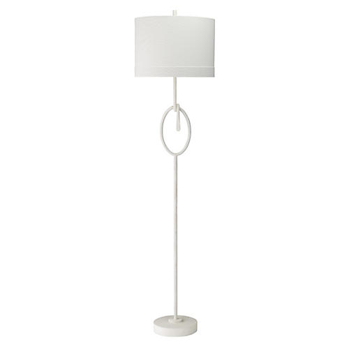 Knot Floor Lamp, White