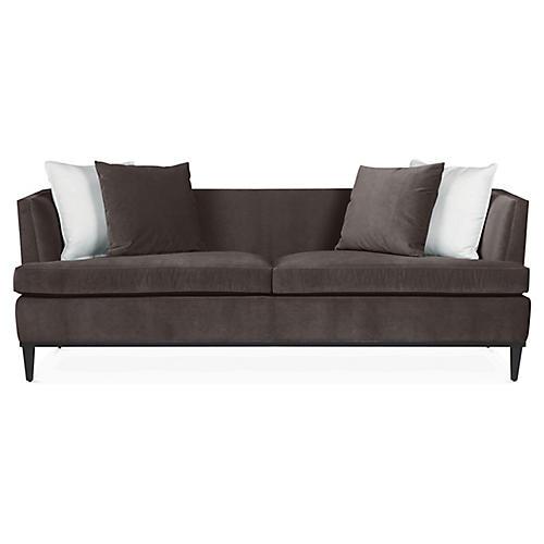 Monroe Sofa, Charcoal
