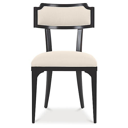 Worthington Side Chair, Flaxseed