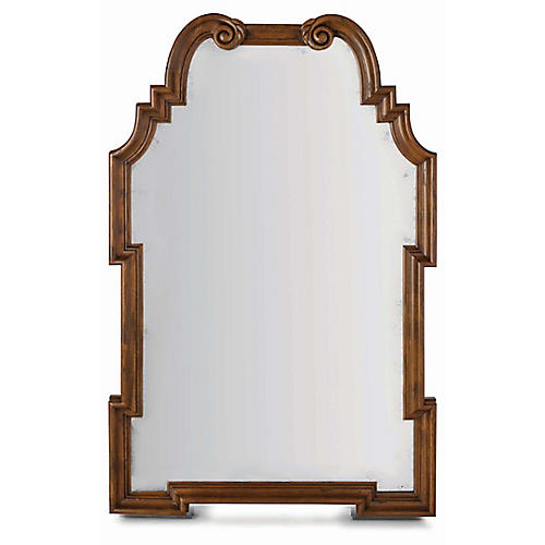 Fanning Wall Mirror, Piedmont
