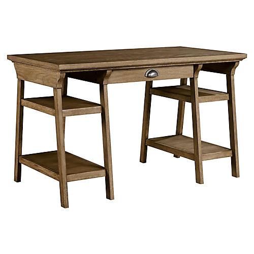 Driftwood Park Desk, Birch