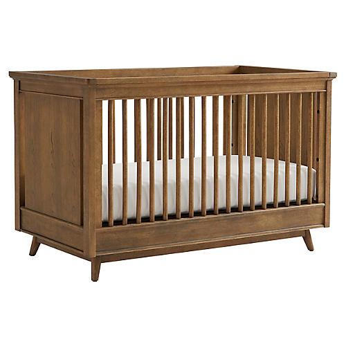 Driftwood Park Stationary Crib, Natural