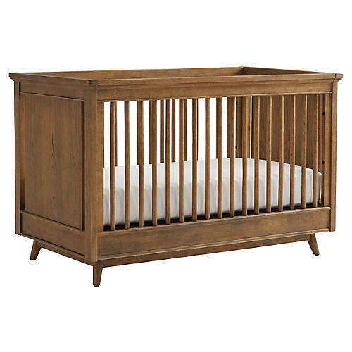 Driftwood Park Stationary Crib, Natural