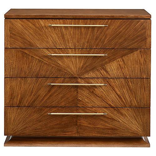 Madagascar Dresser, Goldenrod