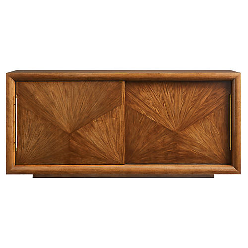 Panorama Sideboard, Goldenrod