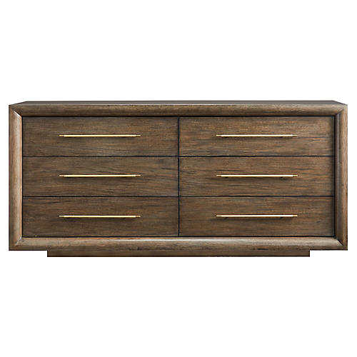 Panorama Double Dresser, Quicksilver