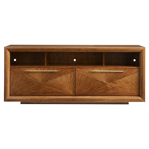 Panorama Media Console, Goldenrod