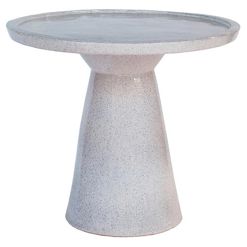 Colombo Side Table, Gray