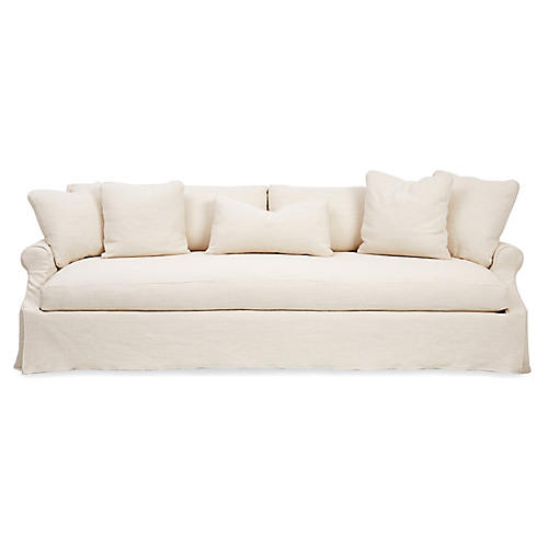Bristol Slipcovered Sofa