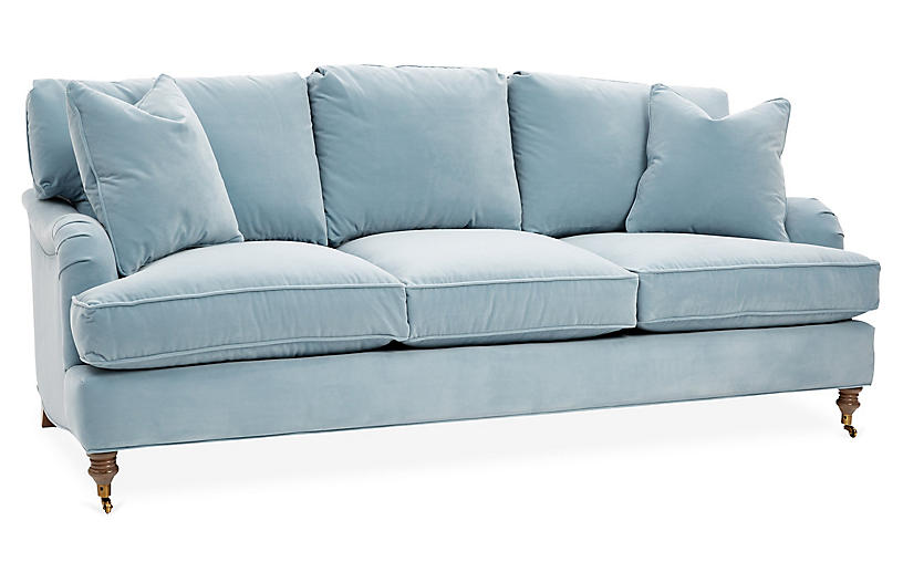 Brooke 3-Seat Sofa
