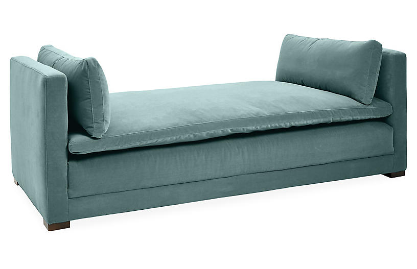 Elmore Daybed, Sage Crypton