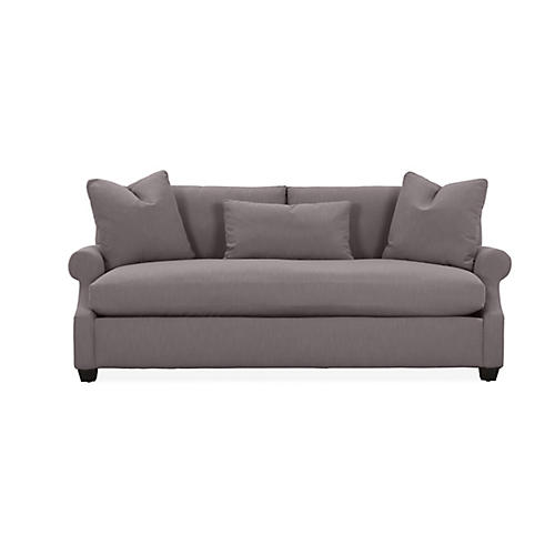 Beaston Sofa, Charcoal Crypton