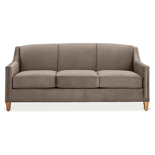 Erin Sleeper Sofa, Café Crypton