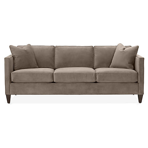 Cecilia Sleeper Sofa, Café Crypton