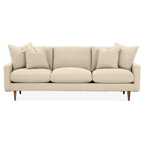 Oslo Sofa, Flax Crypton