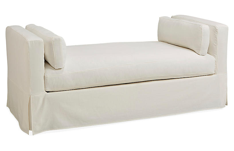 Shaw Slipcover Daybed