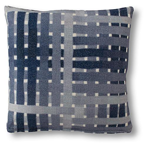 Becca Pillow, Indigo