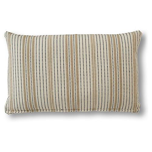 Margaret 15x25 Lumbar Pillow, Sand