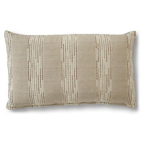 Tory 15x25 Lumbar Pillow, Sand
