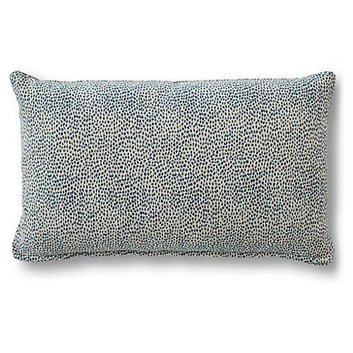 Alana 15x25 Lumbar Pillow, Teal