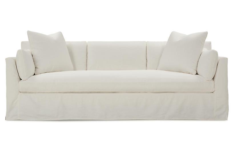 Henry Slipcover Sofa