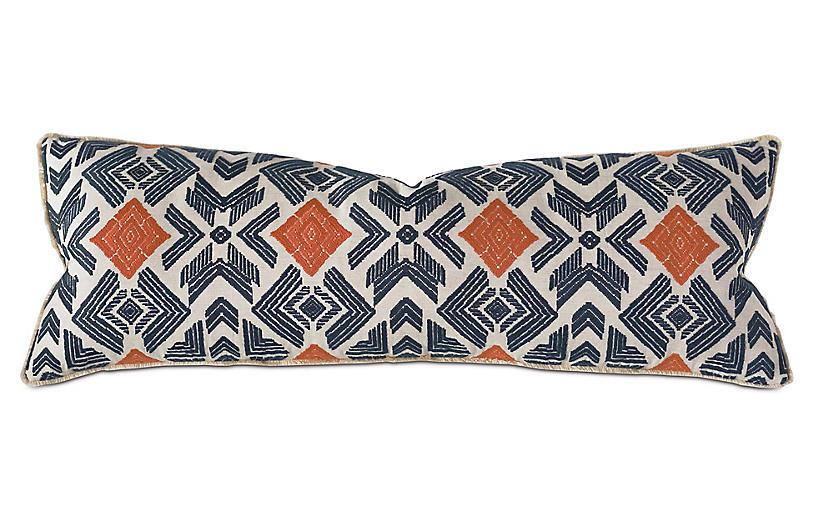 Lodi Decorative Pillow, Blue