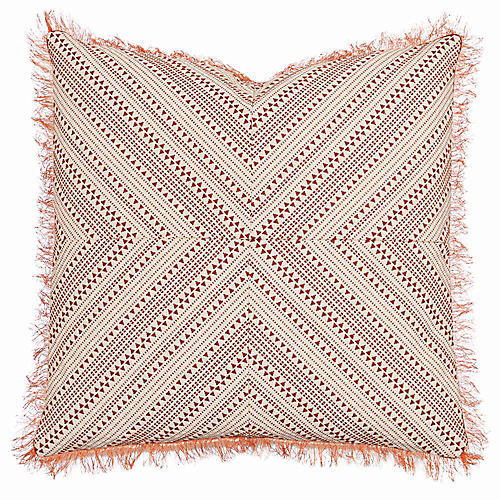 Bette Pillow, Rust