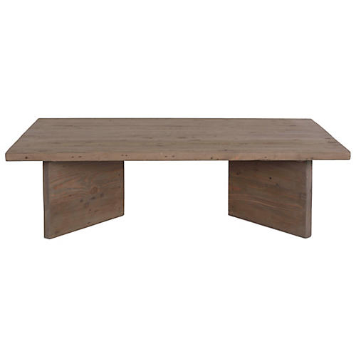 Orly Coffee Table, Natural
