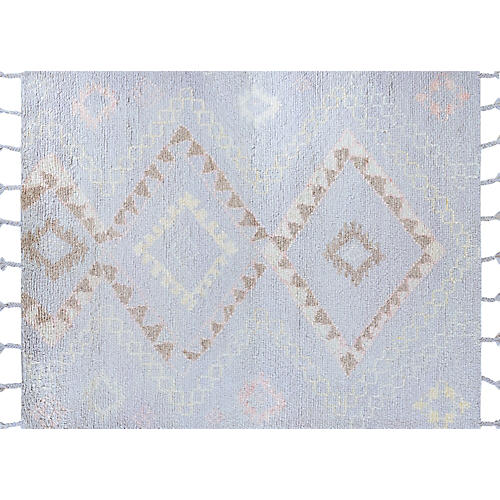 Dipika Kids' Rug, Pale Blue