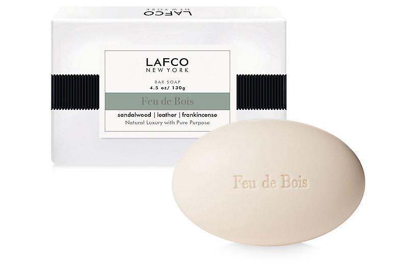 Bar Soap, Feu De Bois