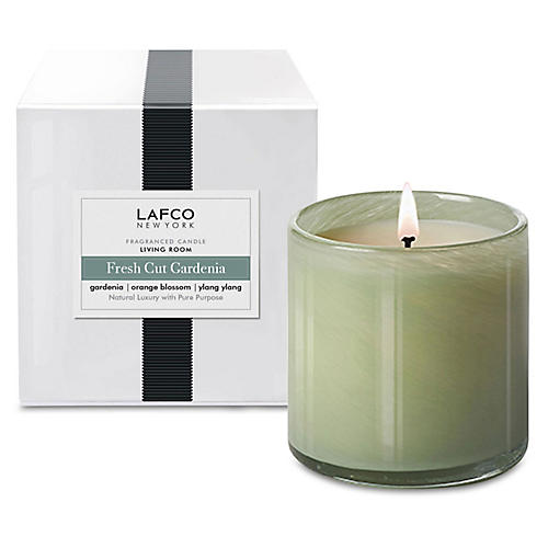 Classic 6.5 oz Candle, Fresh-Cut Gardenia