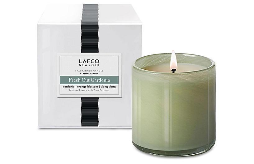 Classic 6.5 oz Candle, Fresh-Cut Gardenia