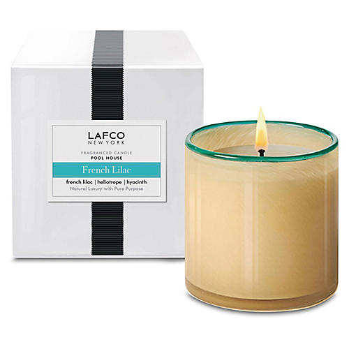 Classic 6.5 oz Candle, French Lilac