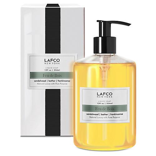 Liquid Soap, Feu De Bois