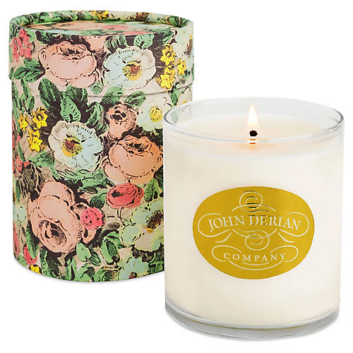 John Derian Candle, The Scent