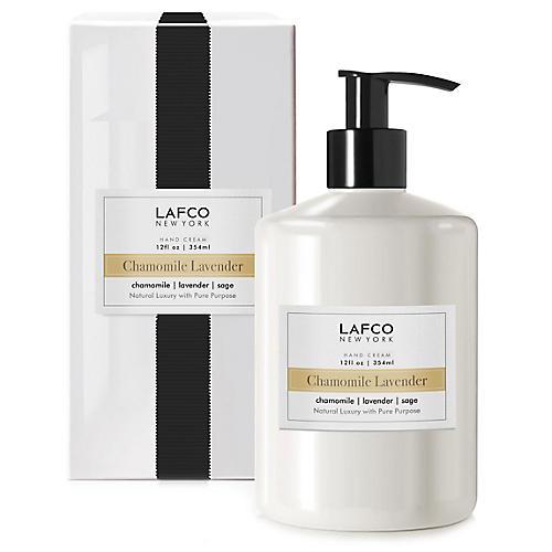 Hand Cream, Chamomile Lavender