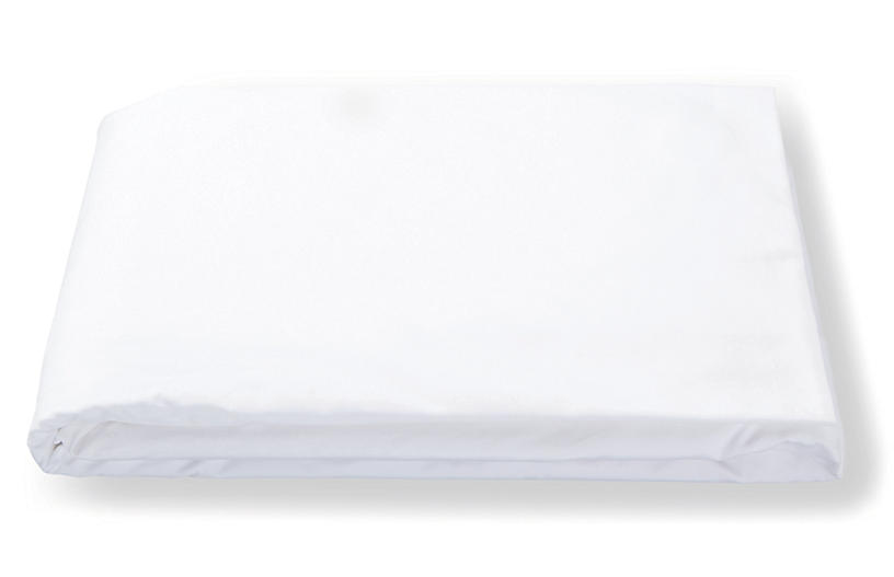 Luca Hemstitch Fitted Sheet
