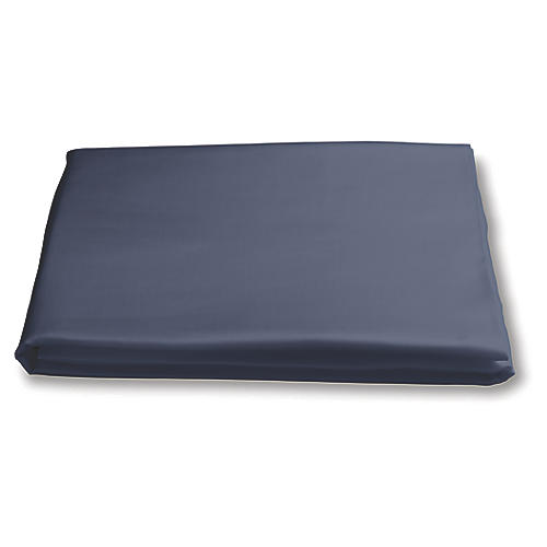 Nocturne Fitted Sheet, Navy