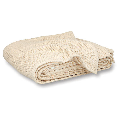 Chatham Blanket, Linen