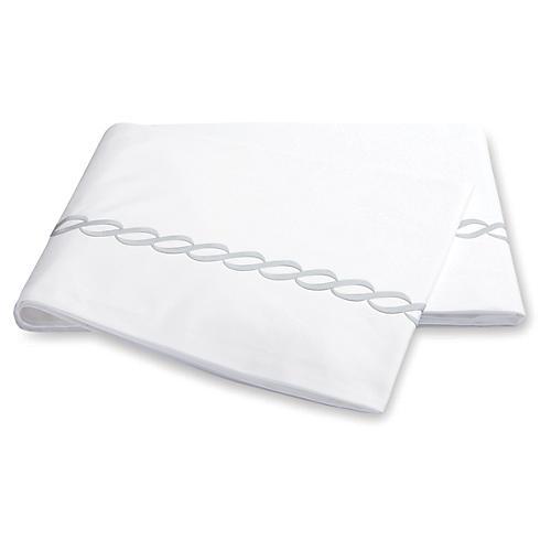 Classic Chain Flat Sheet, Silver