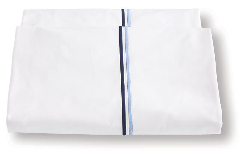 Essex Duvet Cover, Navy