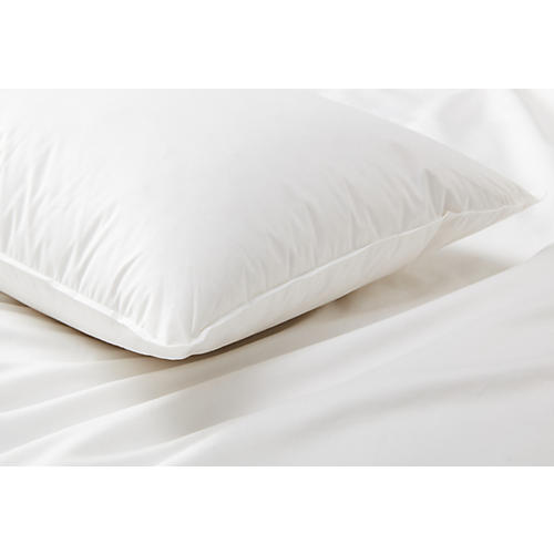 Montreux Firm Pillow, White