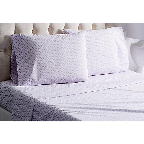Delilah Sheet Set, Lavender