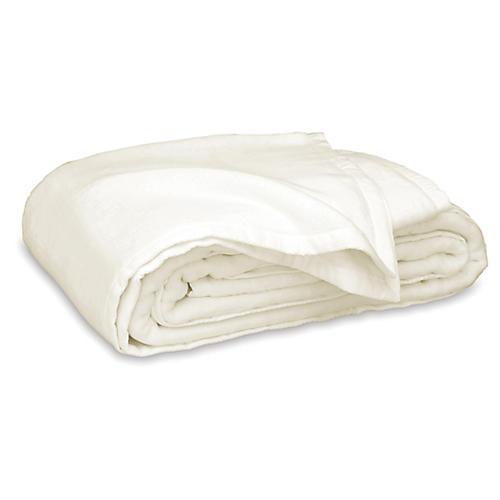 Sintra Blanket, Ivory