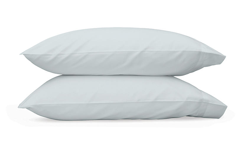 Nocturne Pillowcases, Pool