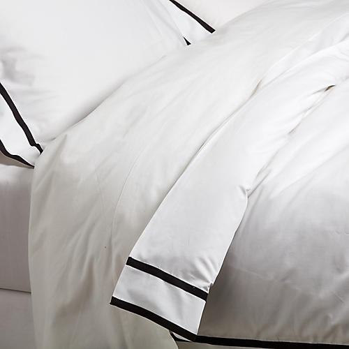 Collana Duvet Set, Charcoal