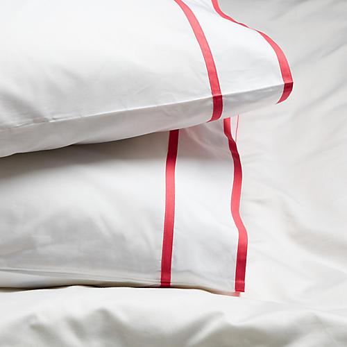 Collana Pillowcases, Shocking Pink